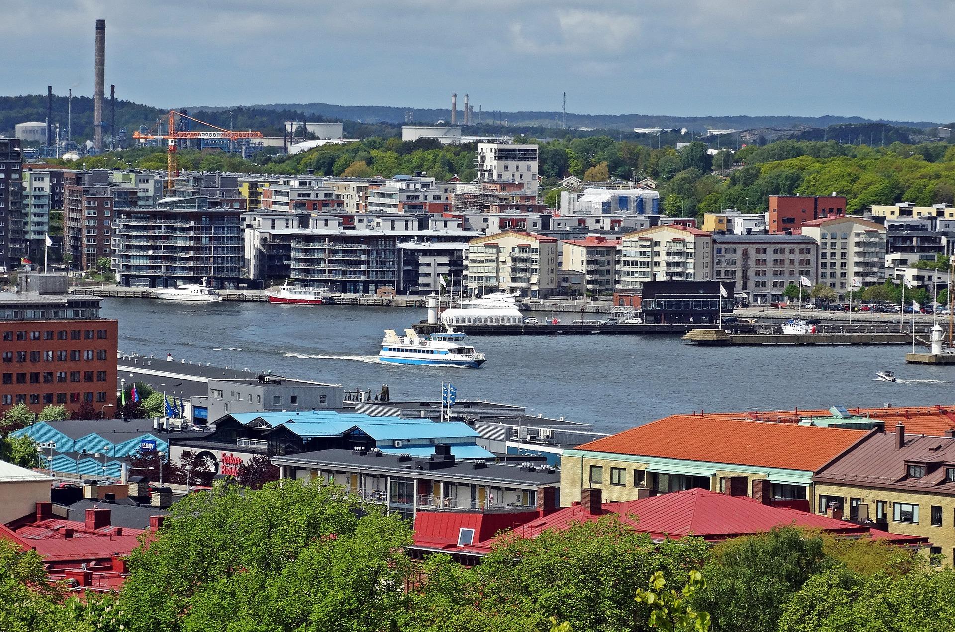 Hamnvy Göteborg