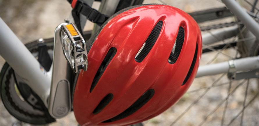 Mountainbike - material som krävs